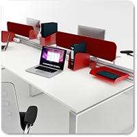 Acoustic Desk Screens