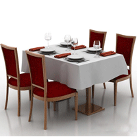 Restaurant Furniture & Supplies