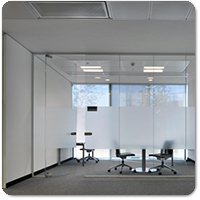 Single Glazed Office Partitions