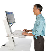 Ergonomic Sit-Stand Desks & Workstations