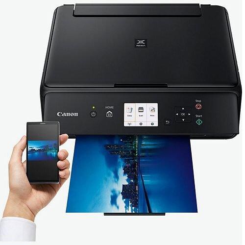 Canon PIXMA TS5050 Multifunction printer colour ink