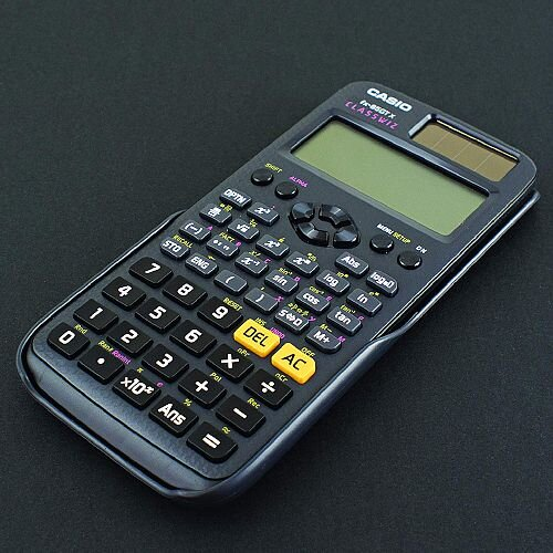 Casio GT-85GTX - Scientific Calculator - Schools & Exams Approved - 276  Advanced Functions, Solar and Battery Powered, Protective Slide-on, Large  Textbook Display Ref GT-85GTX - Hunt Office UK
