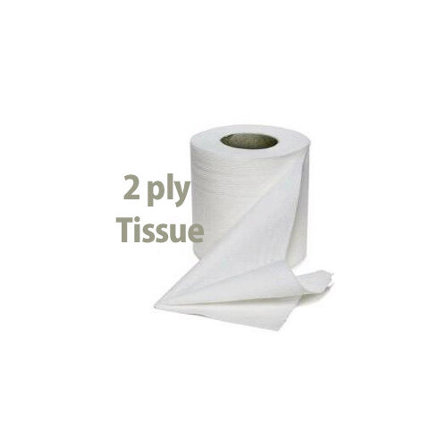 Papernet Special Toilet Tissue Paper Rolls White 2 Ply 210 Sheets Pack 36 411381 Additional Image 1