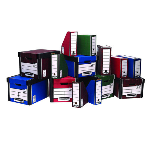 Fellowes Bankers Box Premium Storage Boxes Full Range