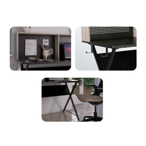 Ellora Home Office Workstation Bundle