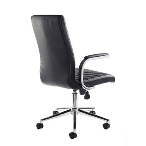 Luxor Home Office Workstation & Martinez High Back Managers Chair Additional Image 2