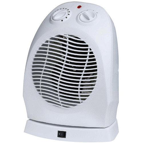 Heatrunner Fan Heater Oscillating with