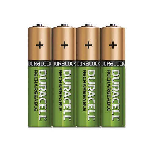 Duracell Rechargeable Batteries AAA