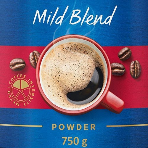 Maxwell House Mild Instant Coffee Powder 750g Tin Pack Of 1 Deliciously Rich Instant Coffee Just Add Boiling Water For An Easy Drink