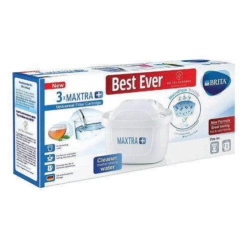 Brita Maxtra Water Filter Cartridge Refills S1513 Pack 3