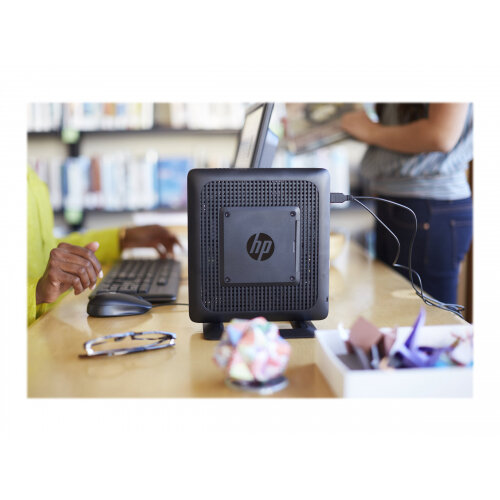 HP Flexible t620 - Thin client - Tower Desktop PC - 1 x GX