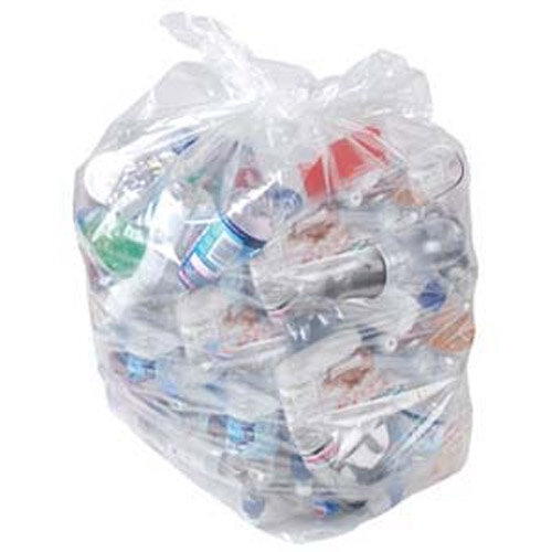 Wheelie Bin Cleaning >> 2Work Clear Wheelie Bin Liner 270 Litres Pack of 100 CLWBL - HuntOffice.co.uk