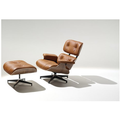 Herman Miller Eames Lounge Chair And Ottoman Huntoffice