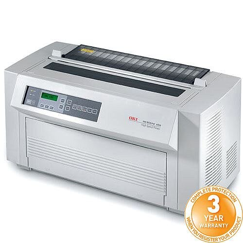 Oki Microline 4410 Dot Matrix Printer