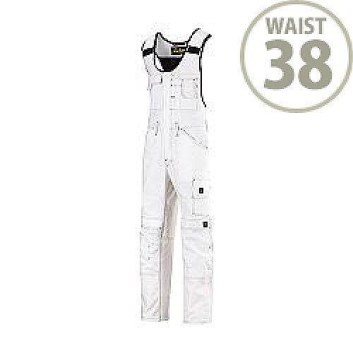 """Snickers 0375 Painter´s One-piece Trousers 38""""/5'8"""" Size 54"""