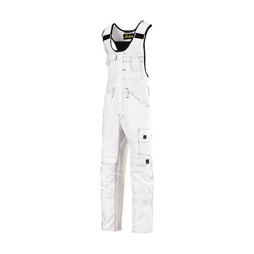 """Snickers 0375 Painter´s One-piece Trousers 28""""/6'2"""" Size 142"""