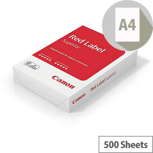 Canon Multifunctional A4 Paper 100gsm Ream Wrapped White 500 Sheets