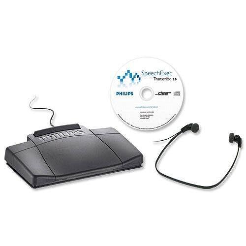 Philips Speech Exec Transcription Kit 7177