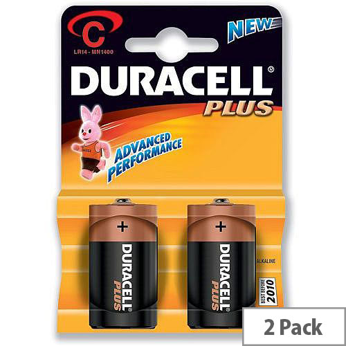 Duracell Plus Power Advanced Performance Battery - Suitable For Use With Games, Toys, Musical Instruments &More.