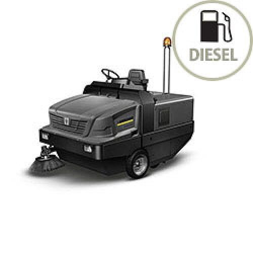 Karcher KM 150/500 R D 4W Ride-on Diesel Engine Sweepers 11861260