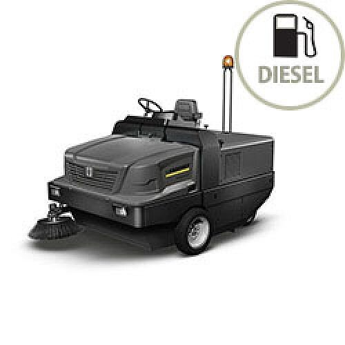 Karcher KM 170/600 R D Ride-on Diesel Engine Sweepers 11861270