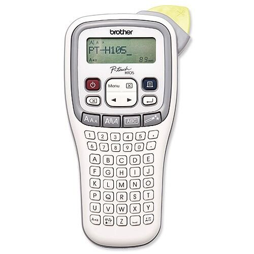 Brother PT-H105 P-Touch Handheld Labelmaker