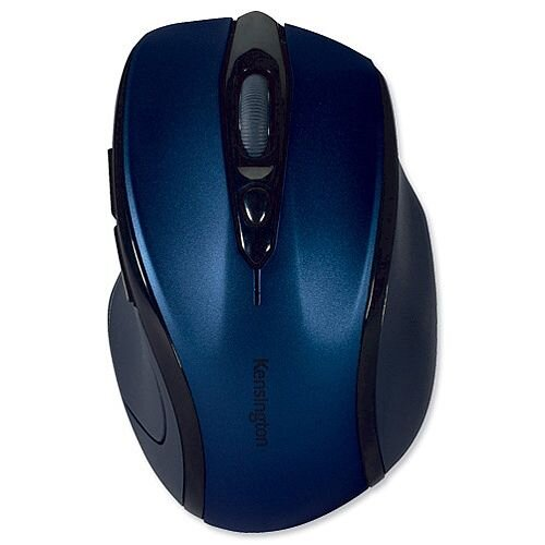 Kensington Pro Fit Wireless Mouse Mid-Size Optical Blue K72421WW