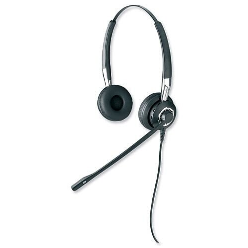 Jabra Biz 2400 Corded Duo Headset