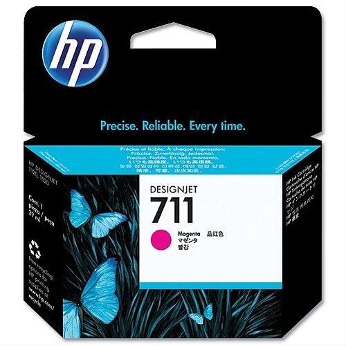 HP 711 Magenta Inkjet Cartridge 29ml CZ131A