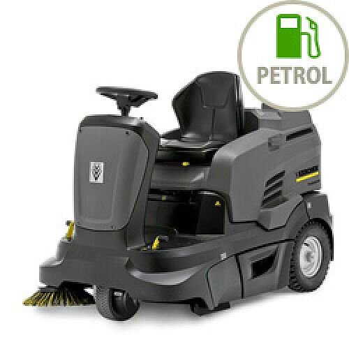 Karcher KM 90/60 R P Advanced Ride-on Petrol Engine sweepers 10473000