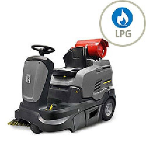 Karcher KM 90/60 Lpg Advanced Ride-on sweepers 10473040