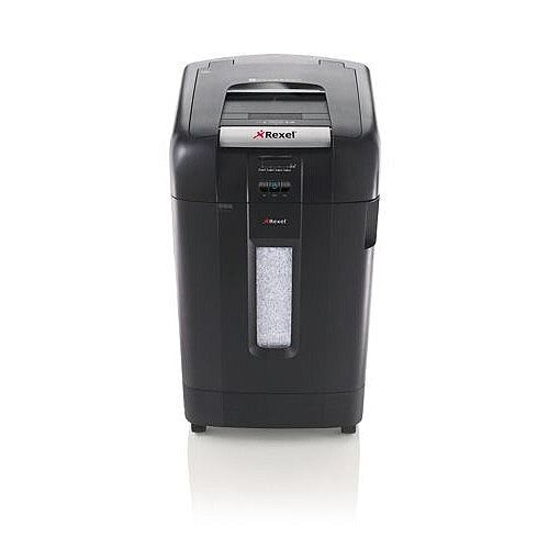 Rexel Auto Plus 750M Shredder Micro Cut Large Office