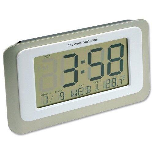 Digital LCD Clock Ref 106715