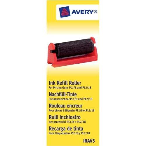 Avery Pricing Gun Ink Roller Refill Ref IRAV5 Pack 5