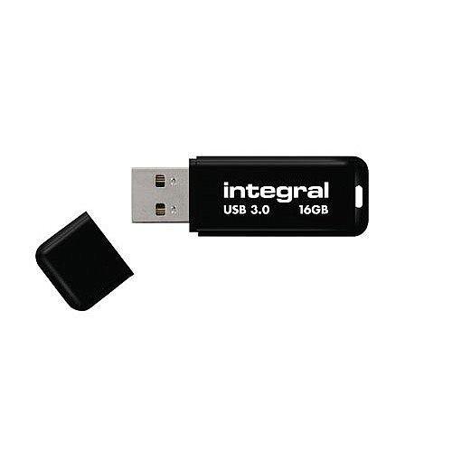 Integral Noir 16GB Memory Stick USB 3.0 Black