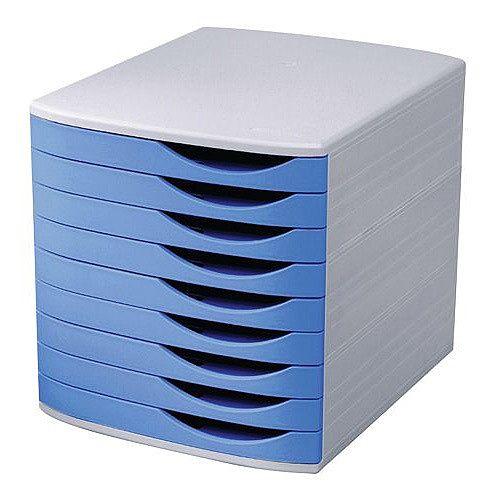 Cool 5 Star Elite Desktop Drawer Set 9 Drawers A4 And Foolscap Grey Blue Ref 8344100 11443 Download Free Architecture Designs Rallybritishbridgeorg