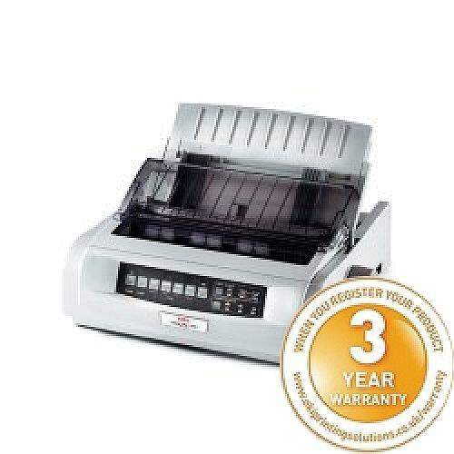Oki Microline 5521eco Dot Matrix Printer