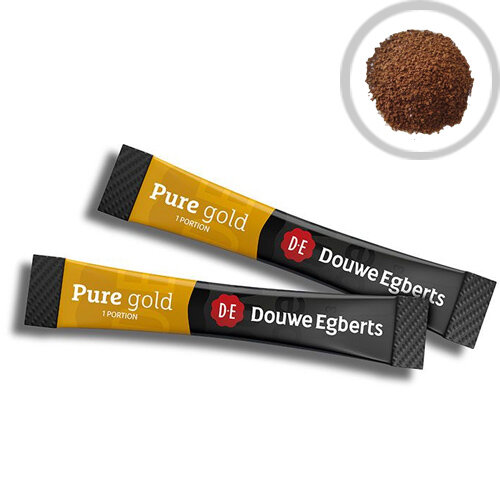 Douwe Egberts Instant Coffee Pure Gold Stick Sachets Pack of 200 Ref 4001677