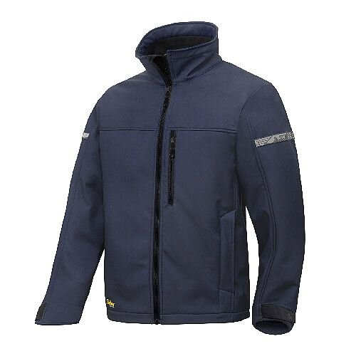 Snickers 1201 AllroundWork, Softshell Jacket Navy/Black