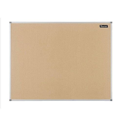 Quartet Cork Board Aluminium Frame 1800x1200mm Ref 1904065