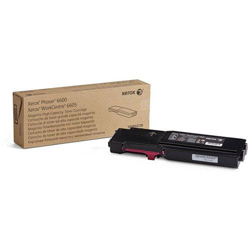 Xerox 106R02246 Yield: 2,000 Pages Magenta Toner Cartridge