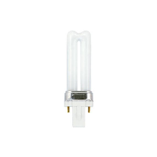 GE Lighting (35W) Biax Plug-in Compact Fluorescent Bulb B Energy Rating 265 Lumens (Pack of 10) 37654
