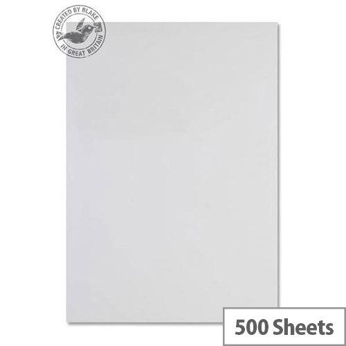 Blake A4 120gsm Brilliant White Woven Finish Premium Paper 500 Sheets 37677