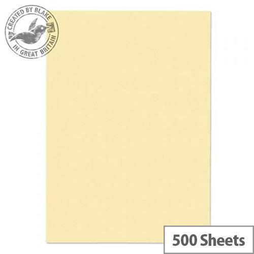 Blake A4 120gsm Vellum Premium Paper 500 Sheets 95677