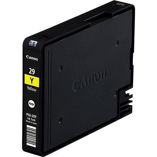 Canon PGI-29 Yellow Ink Cartridge 4875B001