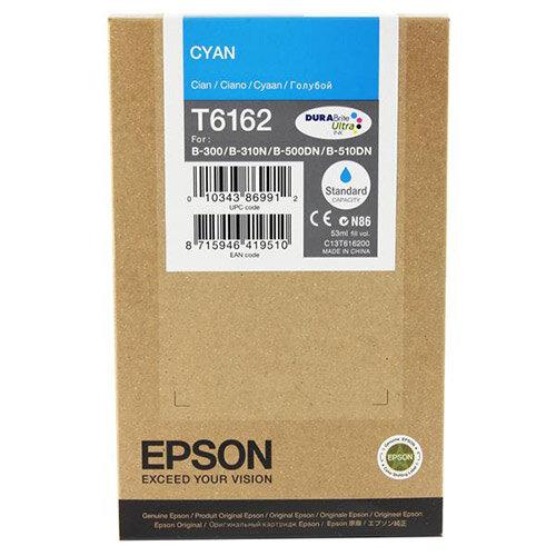 Epson T6162 Cyan Ink Cartridge for B-500DN C13T616200