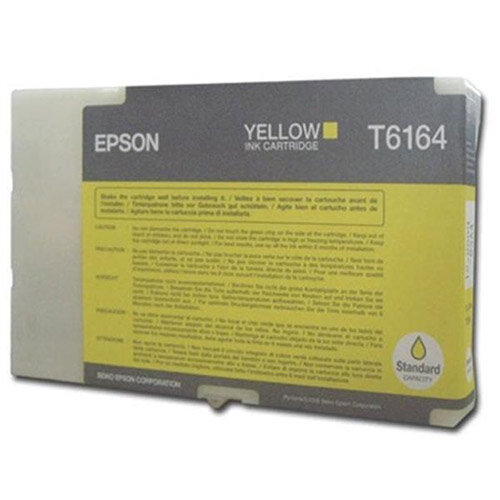 Epson T6164 Yellow Ink Cartridge for B-500DN C13T616400