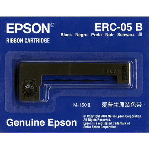 Epson Black Fabric Ribbon - M-1500II C43S015352