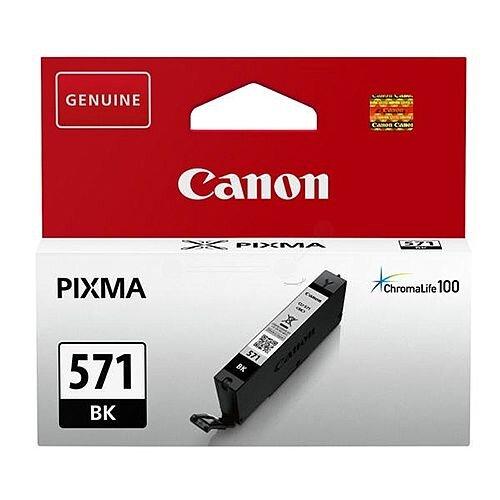 Canon CLI-571 Black Ink Cartridge 0385C001