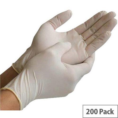 Exam Gloves Nitrile Powder-Free Large (100 Pairs)